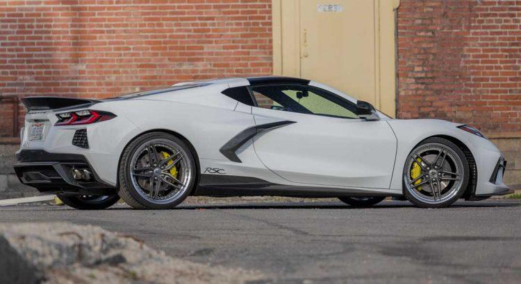 c8 corvette carbon fiber